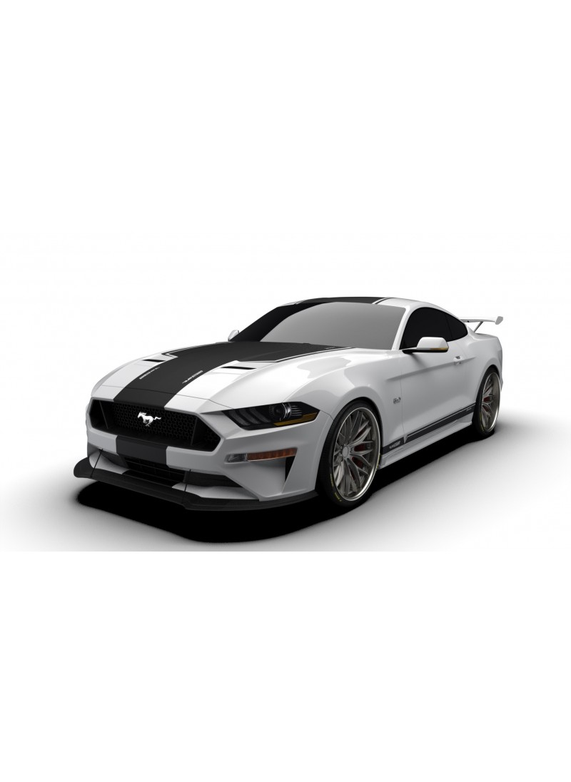 Raceskinz® 2018-2019 Mustang RS50 JARGON™ Edition Premium Graphics Kit
