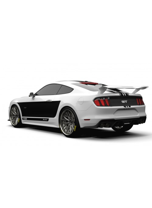 Raceskinz® 2018-2019 Mustang RS50 ZENITH™ Edition Premium Graphics Kit