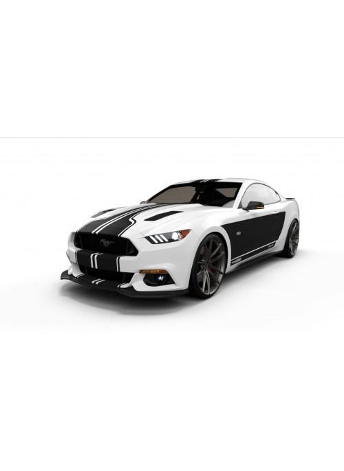 Raceskinz® 2015-2017 Mustang RS50 ZENITH™ Edition Premium Graphics Kit
