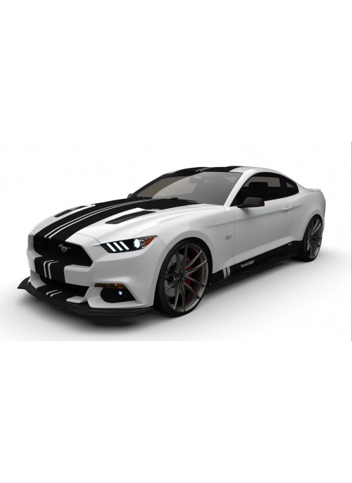 Raceskinz® 2015-2017 Mustang RS50 D3NiAl™ Edition Premium Graphics Kit